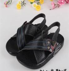 2014新款男童凉鞋韩版儿童凉鞋真皮童鞋品牌童鞋温州童鞋乐飞虎7