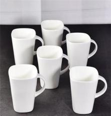 唐山唯奧陶瓷定制 骨瓷高腳杯 陶瓷水杯定制禮品廣告杯子