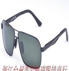 新款男士偏光太阳镜 时尚墨镜 太阳镜批发 潮流男款眼镜 铝镁A134