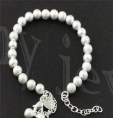 北京首飾批發,飾品代發 時尚銀飾,925銀手鏈 SL0004