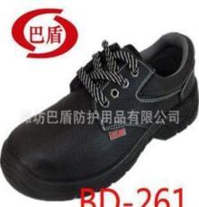 2012同步热卖新款 劳保鞋防护鞋 钢包头油耐酸碱防滑鞋261