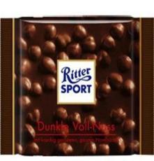 進口零食 德國瑞特斯波德全榛子黑巧克力 100g 進口零食品批發