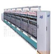 锭子型号可以任意选择JL628A短纤倍捻机