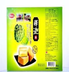 批發 臺灣進口零食糕點眾味元釋迦酥蛋奶素250克*20盒