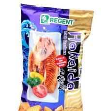 全國總代 菲律賓進口膨化食品 利進虱目魚風味脆片100g 25袋/箱