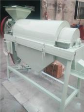 自动大米加工抛光机粮食清尘抛光机