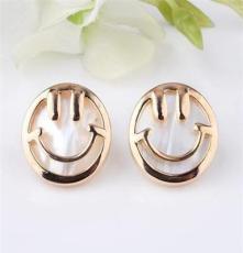 精致可爱锆石耳钉混批 耳环耳饰定做韩国饰品批发厂家防过敏材质