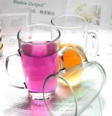 厂家大量啤酒杯 高档酒杯套装 玻璃杯 水杯 大桃杯