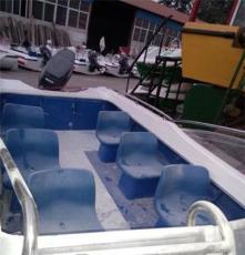 大连天中鸟船艇王飞供应TZN600型10座玻璃钢敞口快艇