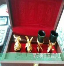 厂家供应玉器礼品加工订制就到南阳镇平果子美玉