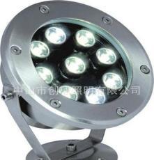 優質廠家專業生產各款式LED埋地燈水下燈