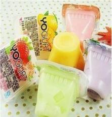 321預售 香港淘吉優酪果凍布丁5kg/箱 4味可選 大型商超均有售賣