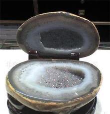 水晶玛瑙聚宝盆