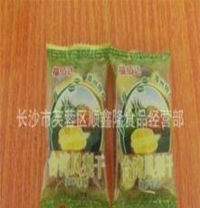 福佰达台湾凤梨干 菠萝干 菠萝片 一箱10斤 独立小包装 果脯蜜饯