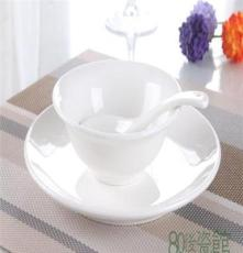 酒店楼面 陶瓷茶杯 餐厅7浅 浅式盘 翅碗调羹7寸浅盘 饭店餐具