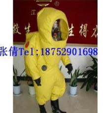 全密封防化服 重型防化服 消防員一級化學防護服