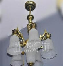 8041-5 1 直銷最新歐式現代田園風格客廳吊燈 高雅時尚歐式燈飾