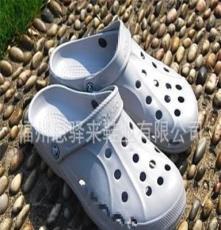厂家直销2013丝绸新款男花园鞋 洞洞鞋 沙滩鞋现货批发 女鞋