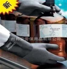 Ansell38-620防护手套 安思尔防护手套 耐酸碱手套 防化手套