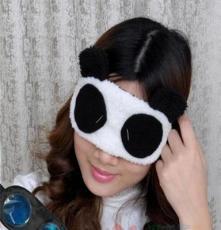 小夜曲真丝冰袋眼罩 冷敷眼睛防黑眼圈 睡眠遮光 送睡觉用耳塞