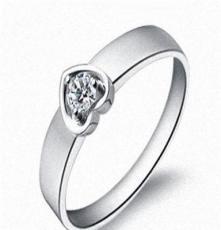 供应奢华珠宝钻石戒指 芳心