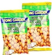 泰国东园椰皮香脆花生60g*24袋/箱 进口坚果炒货休闲零食品批发