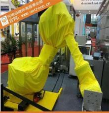 装配机器人防护服、工业防护罩定制