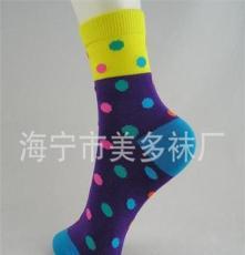 厂家直销供应精梳棉袜子 男女式袜子 少女袜 女式棉袜