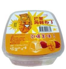 供應 聚友 臺灣進口八道町綜合水果蒟蒻布丁 果凍315克*18盒/箱