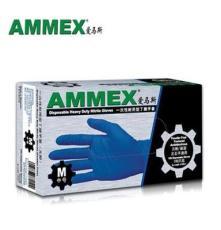 供应爱马斯APFNCHD一次性丁晴手套加厚实验室用耐油耐酸碱