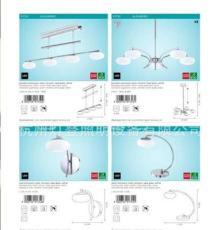 奧地利EGLO 91752 ALEANDRO現代LED 吊燈