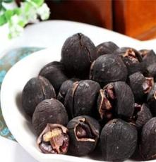 享客 臨安原味黑珍珠有機山核桃罐裝250g 堅果炒貨 零食