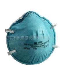 济南林凯赛福 总代理 美国3M 1860 N95医用防护口罩 防病毒口罩