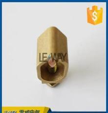 防雷接地配件接地棒線夾 接地棒扁帶夾 純銅夾 電纜夾 A型G型線夾