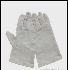 勞保手套耐磨雙層帆布大滿布20道線 加厚全襯防護帆布手套