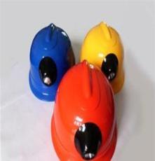 新型LED夜视帽 带灯安全帽 led安全帽 热销中