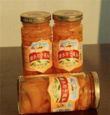古城岩248g美味优质营养桔子水果罐头食品批发