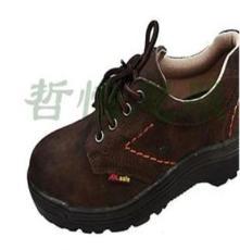 B8601鋼包頭 橡膠底 防砸 耐油 耐酸堿 勞保鞋 安全防護鞋