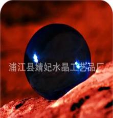 新年爆款 供应精美水晶球 喷砂 内雕水晶球 可来样印LOGO