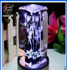 水晶内雕工艺礼品 中秋节礼品 水晶内雕节日礼品订制