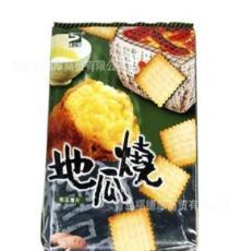 JK 马来西亚 味之旅地瓜烧薄饼238g 薄酥饼 味之旅饼干 地瓜烧