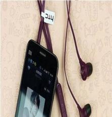 批发HTC面条线耳机 入耳式扁线手机耳机 小米通用带麦线控耳机