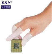 工廠供應防靜電手指套,無硫手指套,乳膠手指,ZH-060100