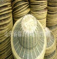 防蜂帽 竹编帽 透气 遮阳 安全帽