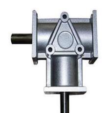 T8螺旋伞齿转向箱规格型号应用