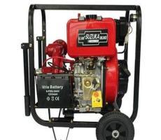 3寸小型柴油機水泵鈴鹿