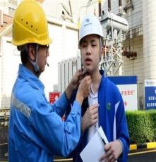 供應領導新型abs安全帽 白色 V型建筑施工安全帽工程
