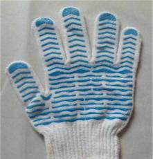 嘉兴棉纱针织点塑手套加工