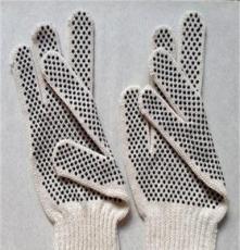 浙江棉紗針織點塑手套