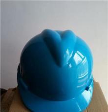 塑料安全帽ABS建筑施工头盔防护工人头部安全工地安全帽